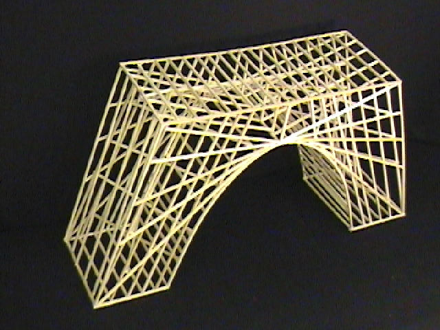 Balsa Wood Bridges By Ceres Software Corporation